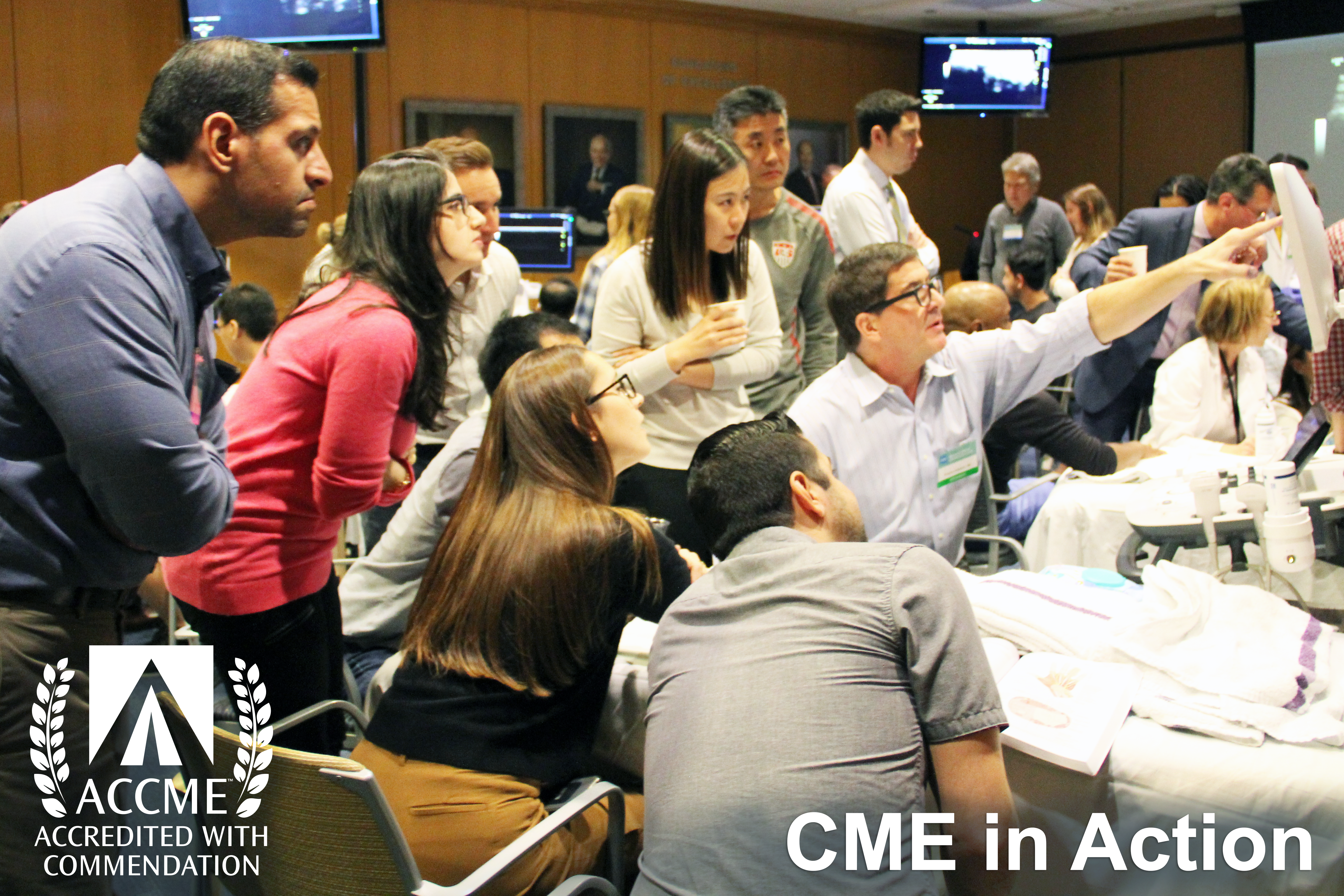 cme in action