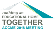 ACCME 2018 Meeting Logo
