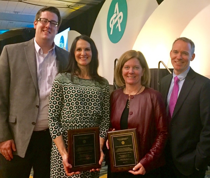 ABIM and ACCME Receive ACEhp Award for Outstanding